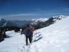 auf einem Umgehungsweg; Niesen 2362m, Augstmatthorn 2137m, Tannhorn 2221m, Brienzer Rothorn 2350m,  Wilerhorn 205m,, Höch Gumme 2205m, Gibel 2036m