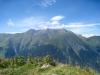 Piz Signina 2848m, Piz Fees 2880m, Oberhorn 2796m,Unterhorn 2554m