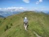 ein stetiges Auf-und Ab auf dem Weg vom Tguma zur Präzer Höhe