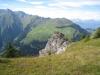 Oberhorn Unter horn, Tenna und Tenner Chrüz