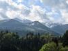 hi Girenspitz 2448m, Säntis 2501m, Kette bis Lüthispitz; vo  Hochpetersalp und Spitzli