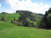 Blick zurück zum Ranzenberg