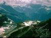 Abstieg nach Kandersteg
