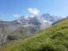 Hundshore 2929m, Gspaltenhorn 3436m