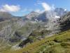 Wild Andrist 2849m,  Hundshore 2929m, Gspaltenhorn 3436m