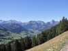 Turbachtal; Wispile 1907m, Staldenflue 2250m, Gummfluh 2458m hi  Sanetschhorn 2924m, Oldenhorn 3123m, les Diablerets 3110m