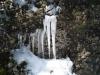 Eiszapfen im April