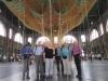 die Gruppe im Zürcher Hauptbahnhof:  Gaia mother tree  von Ernesto  Nesto