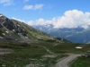 Blick von der Alp Tsapé 2478m