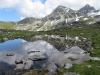 Schwarzhorn 2790m gespiegelt