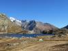 Totesee 2060m;  Galenstock 3586m,  Sidelenhorn 3217m, Grosses Furkahorn 3169m, Sidelengrat 3115m, Sidelnengrat P.3043m, Sidelengrat P.3015m, Klein Furkahorn 3026m