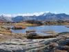Seelein mit Chüebodenhorn 3070m, Poncione di Manio 2925m, Pizzo Nero 2904m, Pizzo Gallina 3060m, Mittagshorn 3015m