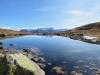 am kleinen unbenannten See vor dem Jostsee