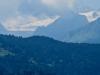 Panorama; Rosenhorn, vo Wellhorn, hi Mittelhorn