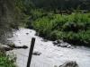 das Gornerenwasser  bei der Griesalp