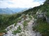 Abstieg vom Fronalpstock