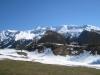 Canardhorn 2607m, Wisshorn 2668m, Lauizughorn 2469m, Gatschieferspitz 2676m