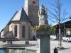Kirche von  Klosters