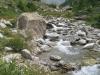 Bergbach, Pizzo d'Andolla 3654m