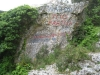 Besuch der Höhlen der Partisanen