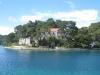 die Insel mit dem ehemaligen Kloster