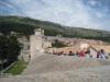 auf der  Stadtmauer von Dubvronik