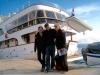 Bruni, Herbert und Ueli in Omis