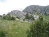 eine interessante Landschaft unterhalb des Kula