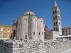 schöne alte Kirche in Zadar