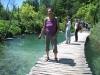 Bruni im Nationalpark Plitvicer Seen
