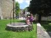 Kirche der Heiligen Maria vom heiligen Rosenkranz; Brigitte und Bruni