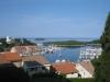 Sicht auf die Bucht von Vrsar