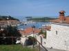 Blick auf die Bucht von Vrsar