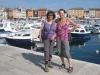Marianne und Bruni in Rovinj