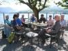 Einkehr im Hotel Seeburgim Park am See