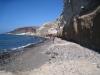 Wanderung am Strand entlang nach Vlychada