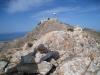 auf dem Mount Profitis Ilias