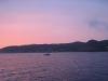 Amorgos; der Hafen von Katapola