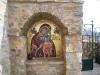 Eingang zum Kloster Chozoviotissa