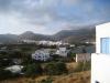 Sicht vom Hotel auf Katapola