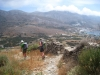 Abstieg nach Aigiali