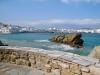 im alten Hafen von Mykonos