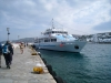 das Boot nach Delos