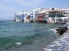 in Mykonios; kleines Venedig