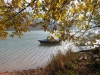 Herbst Idylle am See