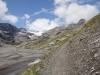 Lämmerenboden; Sc hneehore 3179m, Chlis Schneehore 3146m, WIldstrubel 3244m, Wildstrubelgletscher,