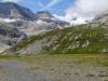 auf dem Lämmerenboden; Schneehore 3179m, Chlis Schneehore 3146m, WIldstrubel 3244m, Wildstrubelgletscher
