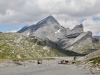 Chli Rinderhorn 3002m, Rinderhorn 3449m, Plattenhörner  2845m