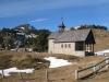 Kapelle bei  Oberseewen 1717m