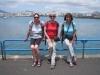 Bruni, Brigitte und Marianne  in Arreciffe